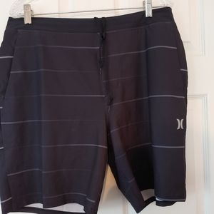 Mens Hurley Board Shorts with Stretch Size Large